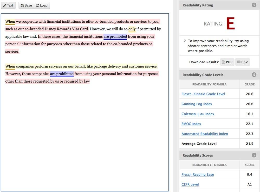 ReadablePro screenshot