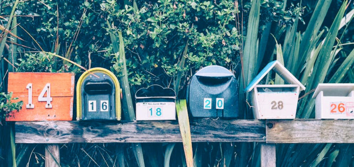 mail boxes