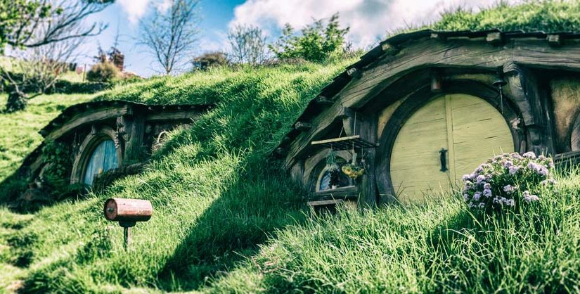 There and back again - Hobbit Village