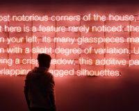 Words, light up in neon | readability and free text tool