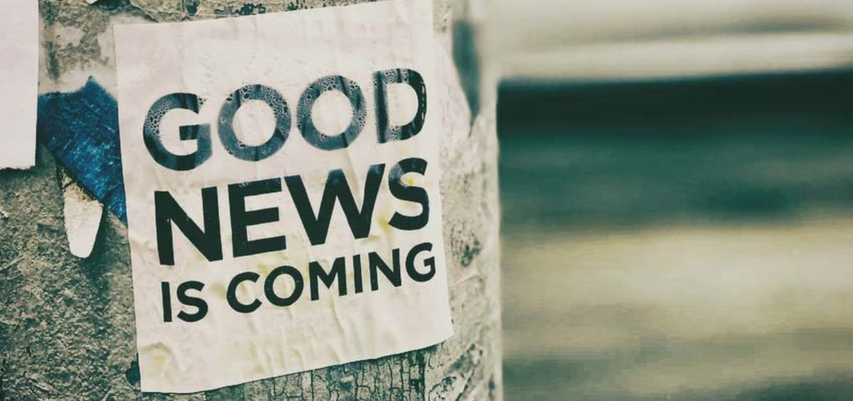 Good news is coming | readability scoring