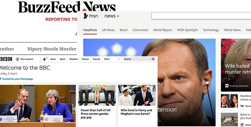 News websites | Readable, free readability test