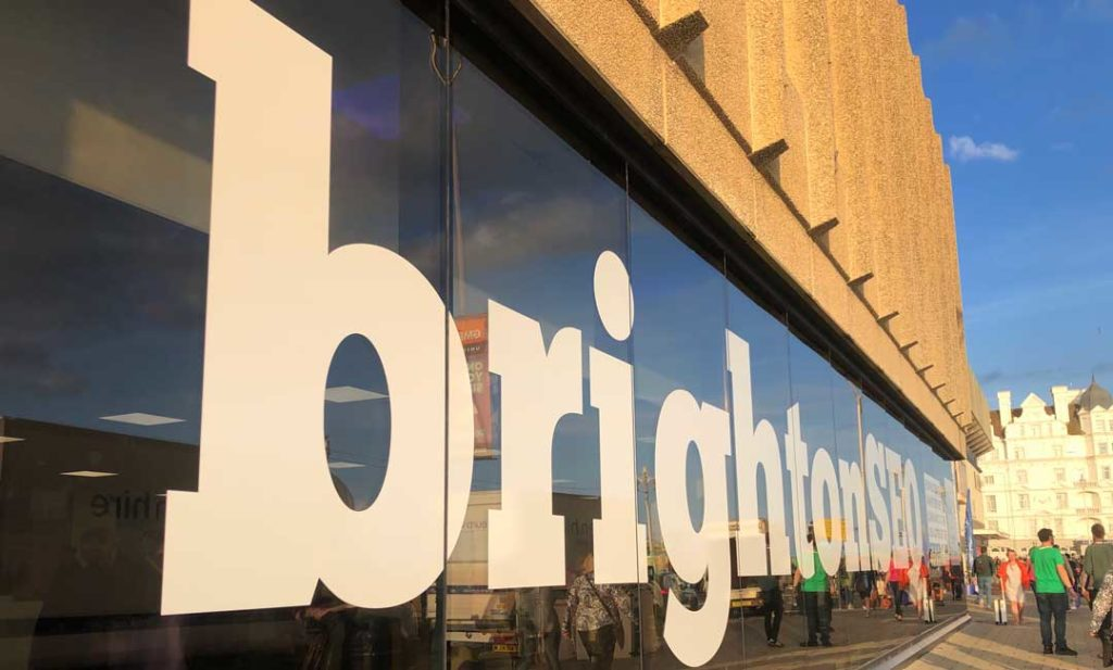 BrightonSEO Brighton Centre 2019 | Readable, free readability test for SEO