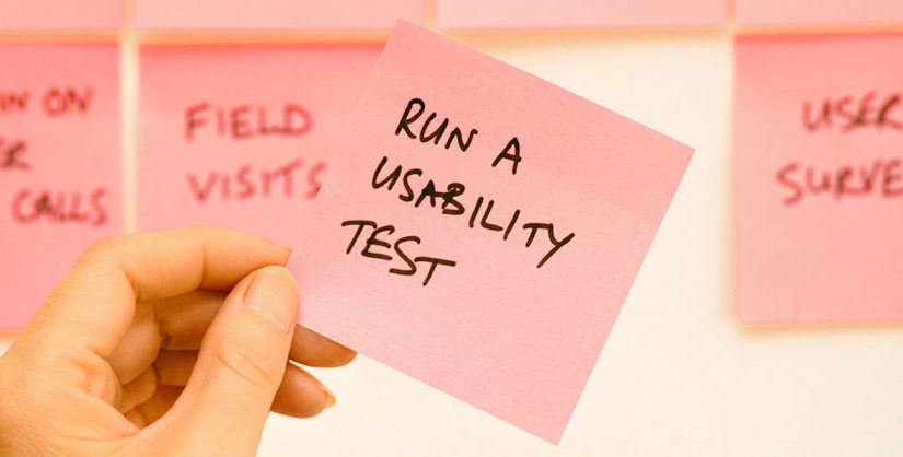 usability test sticky note | readable, free readability test